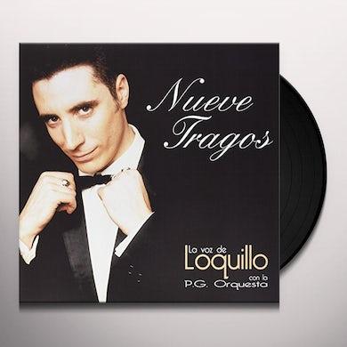 Loquillo NUEVE TRAGOS Vinyl Record