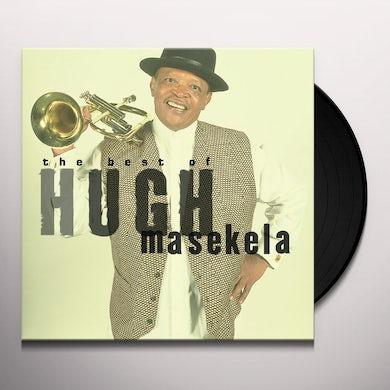 Hugh Masekela GREATEST HITS Vinyl Record