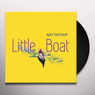 Ajay Mathur LITTLE BOAT Vinyl Record