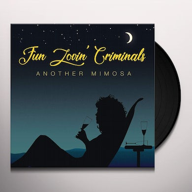 Fun Lovin Criminals ANOTHER MIMOSA Vinyl Record