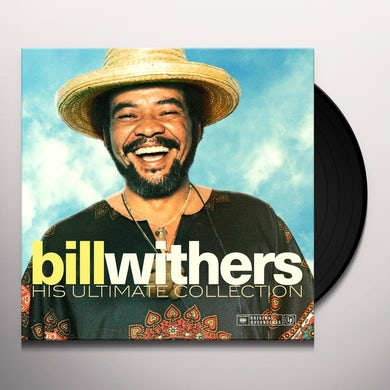 Bill Withers HIS ULTIMATE COLLECTION Vinyl Record