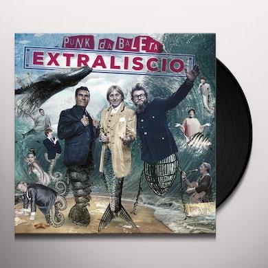 Extraliscio PUNK DA BALERA Vinyl Record