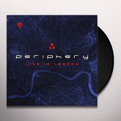 Periphery LIVE IN LONDON Vinyl Record
