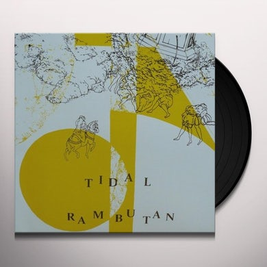 Tidal/Rambutan SPLIT Vinyl Record
