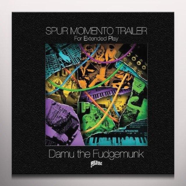 Damu The Fudgemunk SPUR MOMENTO TRAILER Vinyl Record