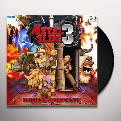 Snk Sound Team METAL SLUG 3 / Original Soundtrack Vinyl Record