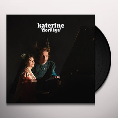 Katerine FLORILEGE Vinyl Record