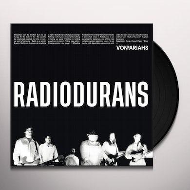 Von Pariahs RADIODURANS Vinyl Record