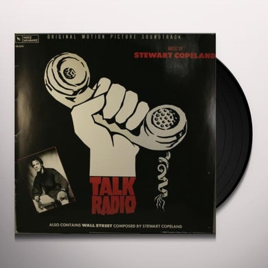 WAL STREET / TALK RADIO / O.S.T. (GER) Vinyl Record