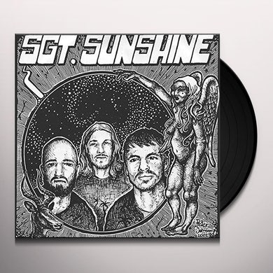 SGT SUNSHINE SGT. SUNSHINE Vinyl Record