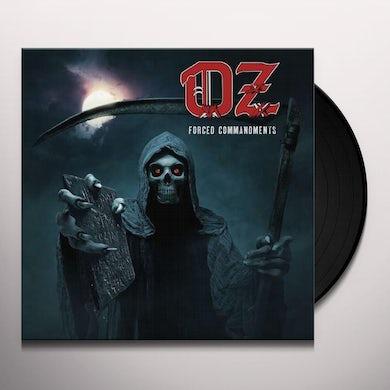 Oz FORCED COMMANDMENTS Vinyl Record