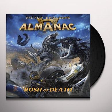 Almanac RUSH OF DEATH Vinyl Record
