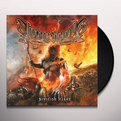 Lonewolf DIVISION HADES Vinyl Record
