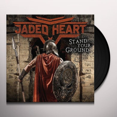 STAND YOUR GROUND Vinyl Record
