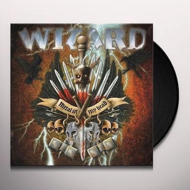 Wizard METAL IN MY HEAD Vinyl Record