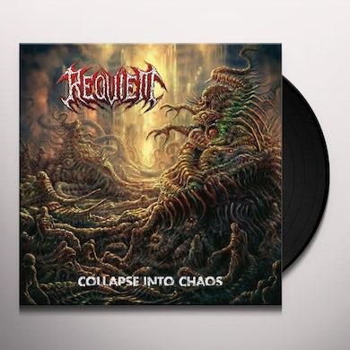Requiem COLLAPE INTO CHAOS Vinyl Record