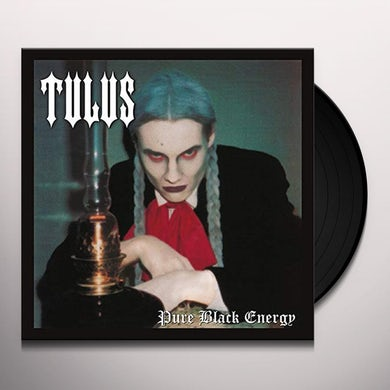 Tulus PURE BLACK ENERGY Vinyl Record