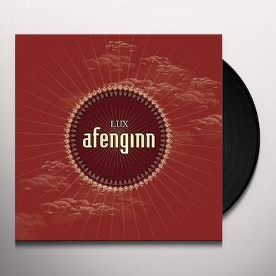 Afenginn LUX Vinyl Record