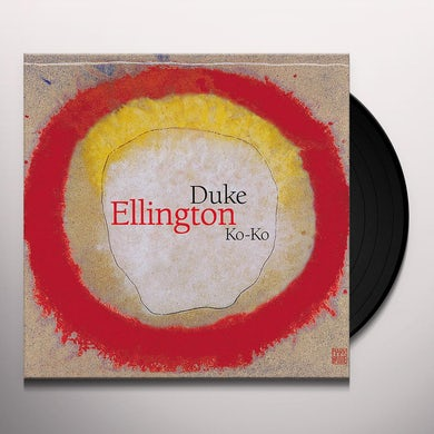 Duke Ellington KO-KO Vinyl Record