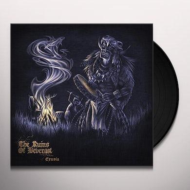 Ruins Of Beverast EXUVIA (DARK RED VINYL) Vinyl Record