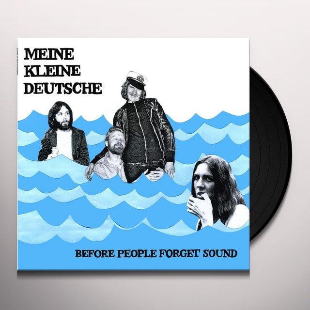 Meine Kleine Deutsche BEFORE PEOPLE FORGET SOUND Vinyl Record