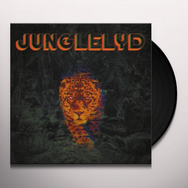 Junglelyd PARACAIDAS Vinyl Record