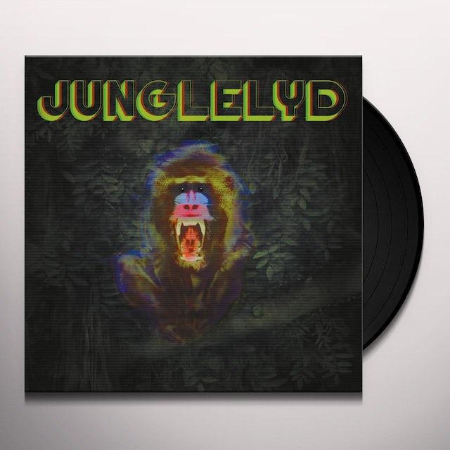 Junglelyd DIA DE MUERTOS Vinyl Record