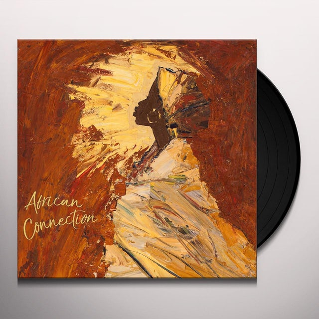 African Connection QUEENS & KINGS Vinyl Record