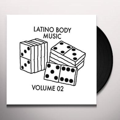 Sano LATINO BODY MUSIC 2 Vinyl Record