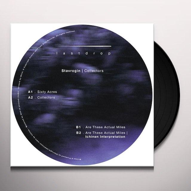 Stavrogin COLLECTORS Vinyl Record