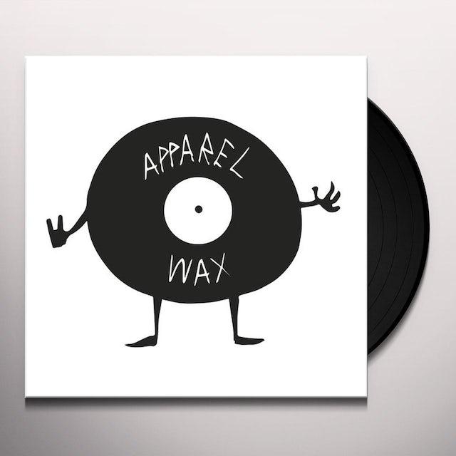 Apparel Wax 002 Vinyl Record