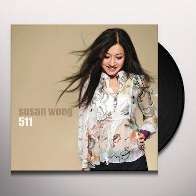 Susan Wong 511 Vinyl Record