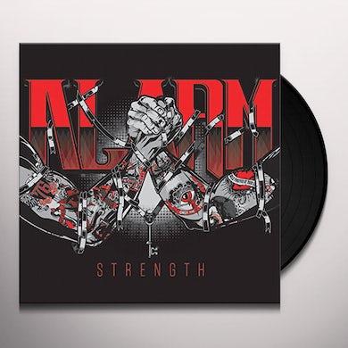 Alarm STRENGTH (30TH ANNIVERSARY) Vinyl Record