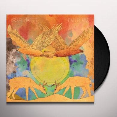 Israel Nash Gripka ISRAEL NASH'S RAIN PLANS Vinyl Record