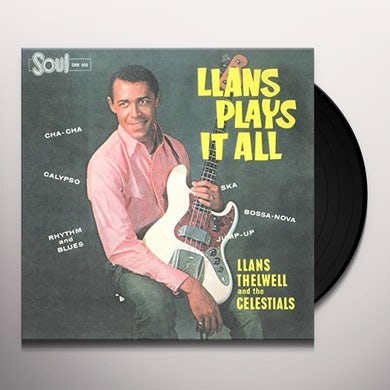 Llans Thelwell And His Celestials LLANS PLAYS IT ALL Vinyl Record - UK Release