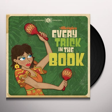 ALLERGIES EVERY TRICK IN THE BOOK Vinyl Record