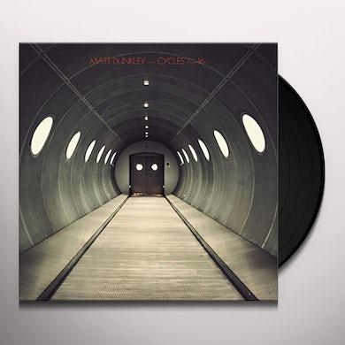 Matt Dunkley CYCLES 7-16 Vinyl Record