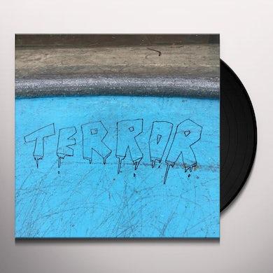 Wonk Unit TERROR Vinyl Record