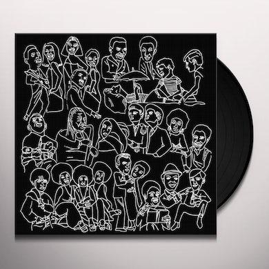 Romare LIVE SESSIONS Vinyl Record