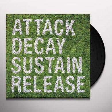 Simian Mobile Disco ATTACK DECAY SUSTAIN Vinyl Record