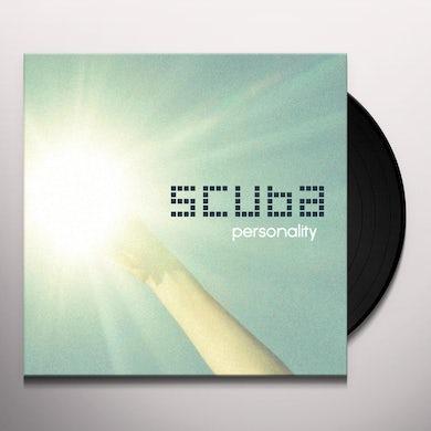 Scuba PERSONALITY Vinyl Record