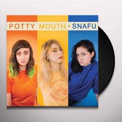 Potty Mouth SNAFU Vinyl Record