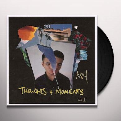 THOUGHTS & MOMENTS VOL 1 MIXTAPE Vinyl Record