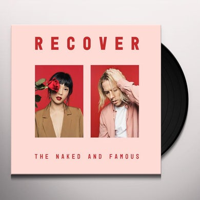 The Naked And Famous RECOVER Vinyl Record