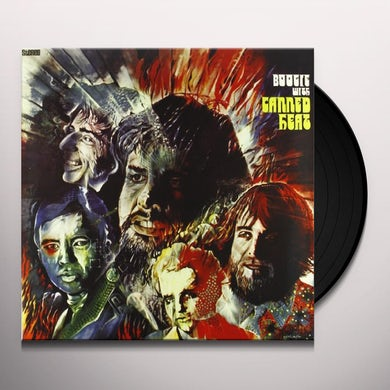 BOOGIE WITH CANNED HEAT Vinyl Record