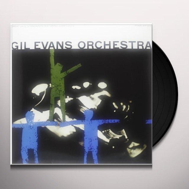 Gil Evans GREAT JAZZ STANDARDS Vinyl Record