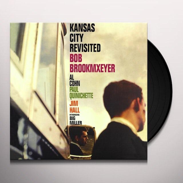 Bob Brookmeyer KANSAS CITY REVISITED Vinyl Record