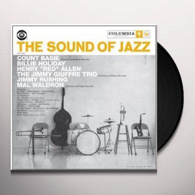 SOUND OF JAZZ / VARIOUS Vinyl Record