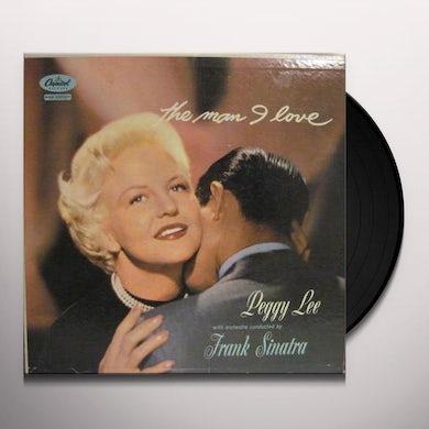 Peggy Lee MAN I LOVE Vinyl Record