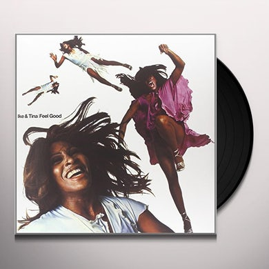 Ike & Tina Turner FEEL GOOD Vinyl Record
